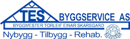 Logo, TES Byggservice as